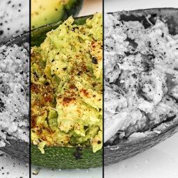 Guacamole: fácil y nutritivo para pedir perdón