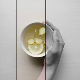 Te de Limón y Jengibre para vigorizar tu alma