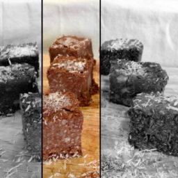 Fudge de Chocolate raw para vivir el aquí y ahora