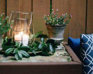 crea un altar en casa