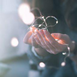 Meditación vivir con gratitud