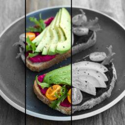 Comer comida de verdad, simple y natural