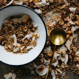 Cómo hacer granola: fácil y saludable